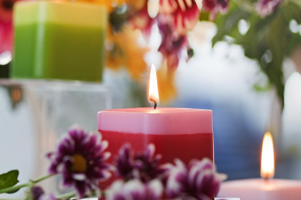 Duft Kerzen (single aromatic)