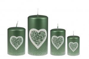 Sinnlichkeit und Liebe Lichter Grün