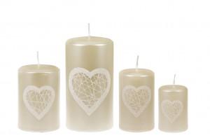 Sinnlichkeit und Liebe Lichter Elfenbein