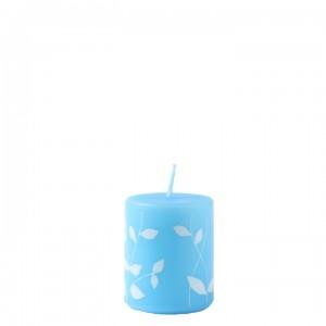 Kerze Meadow, Blau, 50-60