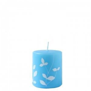 Kerze Meadow, Blau, 60-70