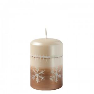 Kerze Charm, Braun, 70-105