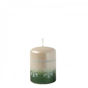Kerze Charm, Grün, 60-80