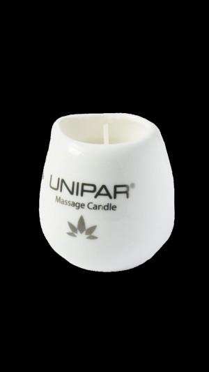Kerze Gießkanne in Keramik, Duft Kokosnuss
